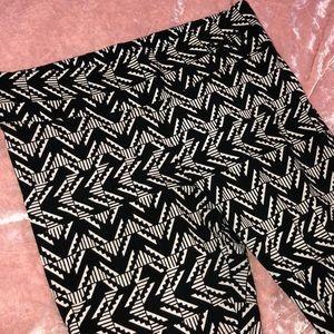 Victoria secret pink Aztec leggings